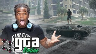 Fighting a griefer! — GTA Online (DEBUT EPISODE)