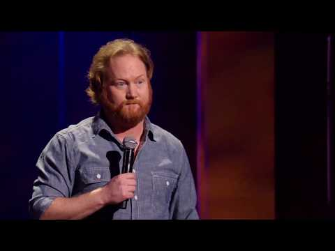 Jon Reep: Ginger Beard Man - Red On The Head Like A...