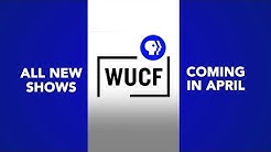 All new shows coming in April to WUCF!
