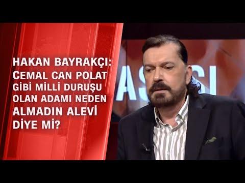 Hakan Bayrakçı'dan CHP'ye Cemal Can Polat tepkisi - CNN TÜRK Masası 10.10.2020