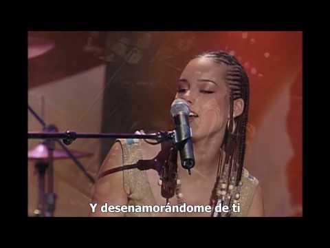 Fallin - Alicia Keys (Español)