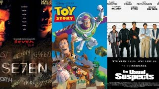 Top 10 Most Memorable Movies of 1995