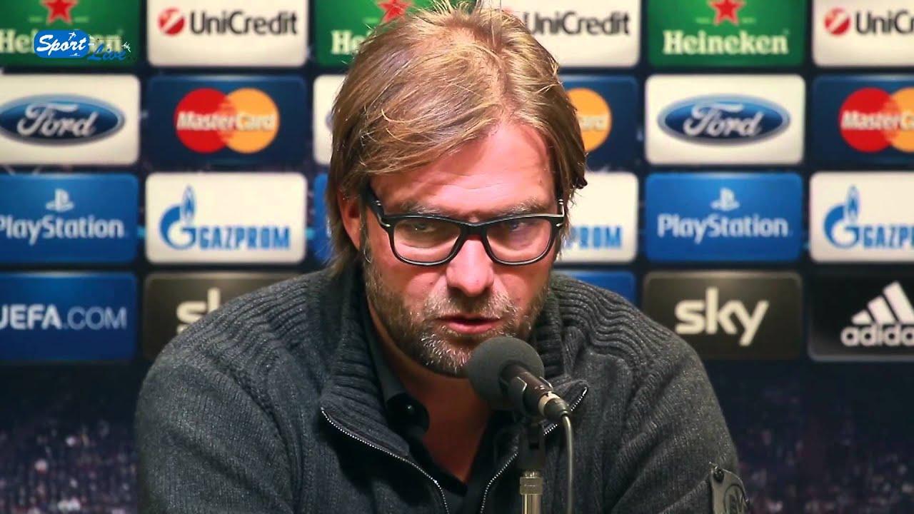 BVB Pressekonferenz vom 1. Oktober 2013 nach dem 3:0-Erfolg gegen Olympique Marseille