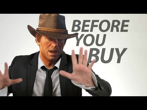 Red Dead Redemption 2  Before You Buy