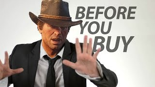 Red Dead Redemption 2 - Before You Buy