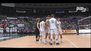 Hawaii Warrior Men's Volleyball 2019 - #4 Hawaii Vs USC