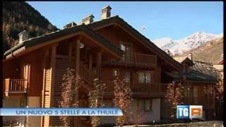 Nira Montana su TGR Valle d'Aosta