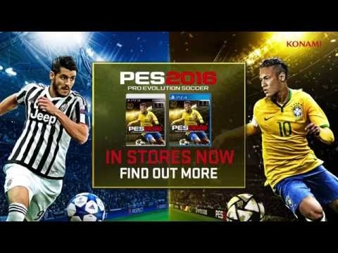PES 2016 | Launch Trailer | PS3, PS4