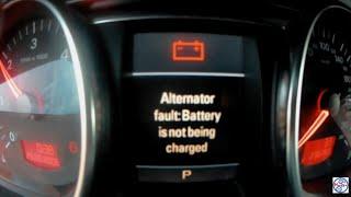 Пропала зарядка аккумулятора. Как быть и что с этим делать.Audi Q7 по цене НИВЫ творит чудеса.