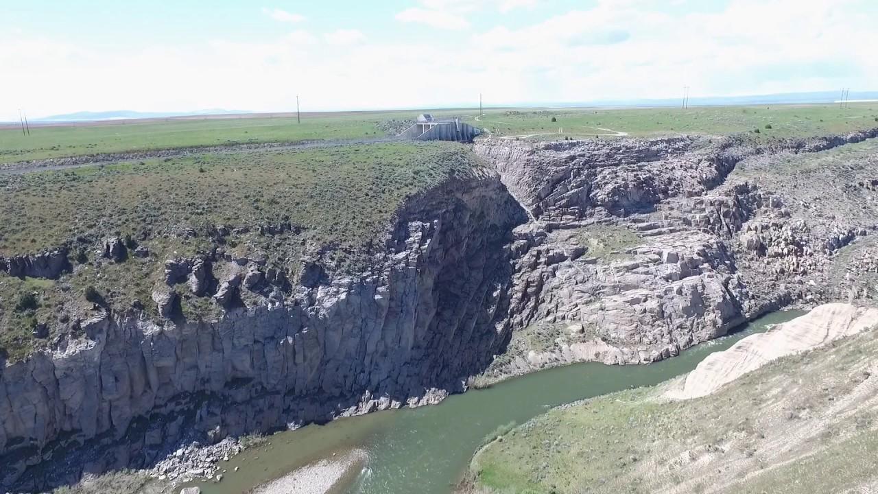 2017 Teton Dam Site