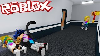 ME LA JUEGO YO SOLO | FLEE THE FACILITY | ROBLOX