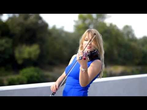 Ellie Goulding - Love Me Like You Do (Violin Cover by Kasia Gronowska)