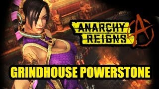 Anarchy Reigns Part 1: Grindhouse Powerstone