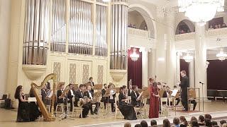 """Johann Strauss - Csárdás from """"Die Fledermaus"""". Violin solo"""