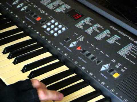 Musik: Aquilifer - Steigerlied (Keyboard)