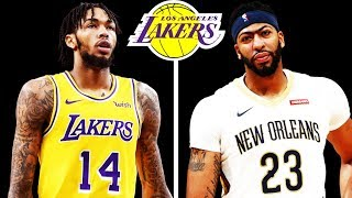 Managing the Lakers Salary Cap Space!