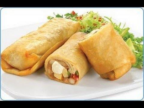 c mo preparar burritos mexicanos youtube On como preparar burritos