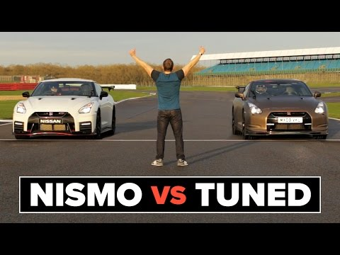 2017 Nissan GT-R Nismo Vs Tuned 660hp GT-R: Drag Races, Lap Times & Review