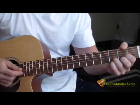 Crosby Stills Nash - Teach Your Children - Guitar Lesson (Chords, Strumming Pattern, and More!!!)