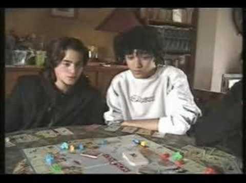 2 minutes du peuple - Monopoly