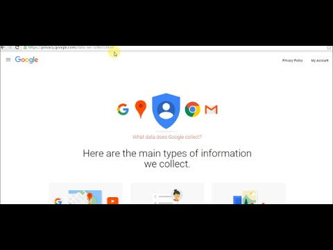 How to Use Google Account Personal and Security Settings