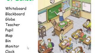 3. School level 4