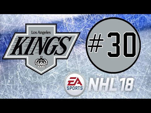 NHL 18 ~ Los Angeles Kings Franchise Mode ~ #30 (Busy Off-Season)