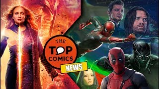 ¿Avengers y X-Men juntos? Entrevista: Sophie Turner l Rumores Marvel Studios