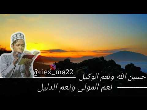 Sholawat Badar Riezza Assyifa Bersholawat