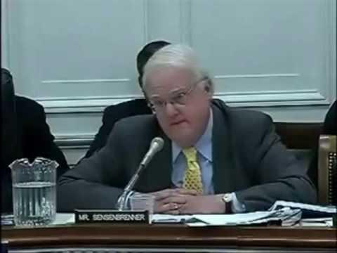 John Holdren questionné sur le «climate gate» S/T