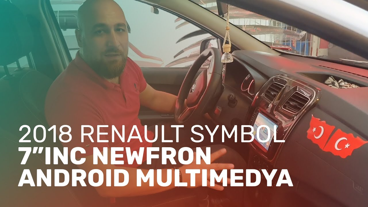 2018 Renault Symbol // 7\
