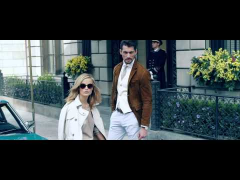 """MASSIMO DUTTI NYC """"The 689 5th Avenue Collection"""""""