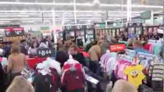 Fights, stabbing at Walmart Black Friday discount sales in America