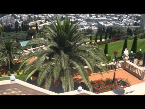Haifa, Mt. Carmel-Bahia Garden