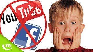 Komm' On - (2/3) Ein Jahr lang kein Facebook/YouTube