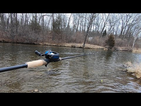 How Good Is A $60 Bass Rod? / Field And Stream Tec-Spec Black