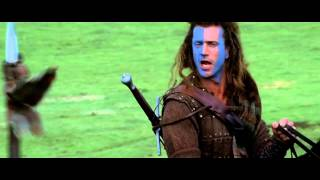 Cine Épico - Discurso de William Wallace (Braveheart)