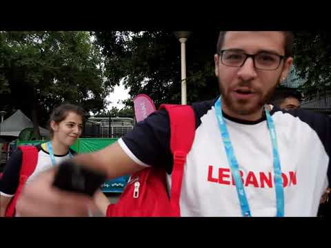 Behind The Scenes Taipei Universiade 2017