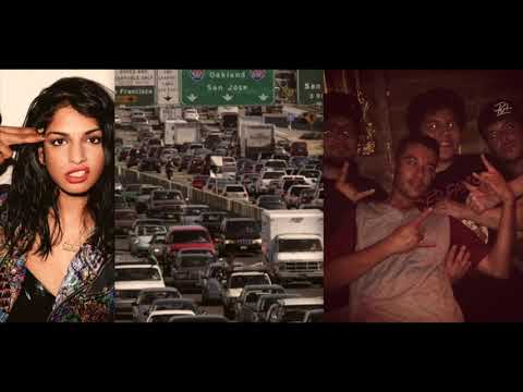 Podcast about M.I.A., Silicon Valley Traffic & California vs. Oregon lifestyles