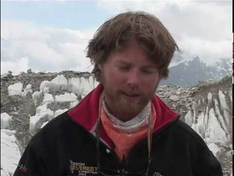 Against the Sky :  1st Irish team to summit Everest from Nepal