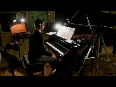 La Luciernaga ('Firefly') - recording session, composer Bartek Gliniak