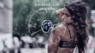Скачать Alan Walker Alone Amice Remix