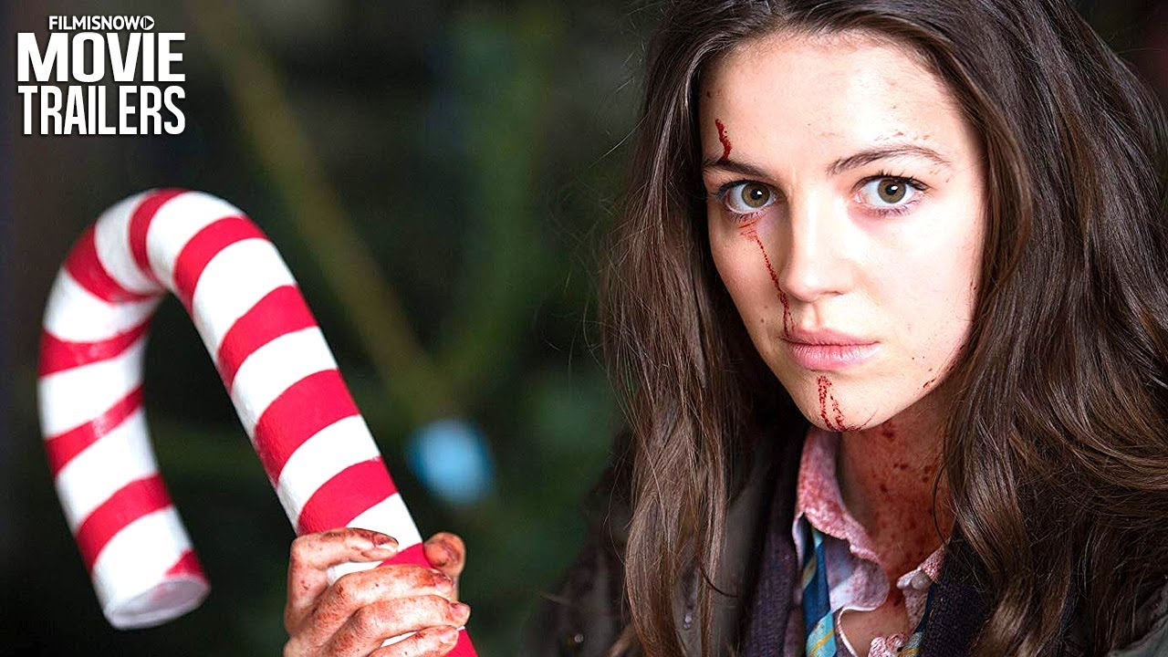 Zombie Christmas Musical.Anna And The Apocalypse Trailer New 2018 Zombie Christmas Musical