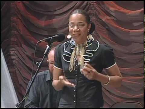 Martha Redbone @WoodSongs-Hear the Voice of the Bard.mov