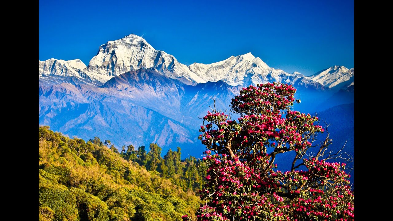 Pokhara Nepal The Most Beautiful Place Slide Show Youtube