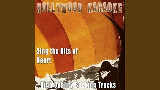 Crazy On You (Karaoke Version) (Originally Performed By Heart)