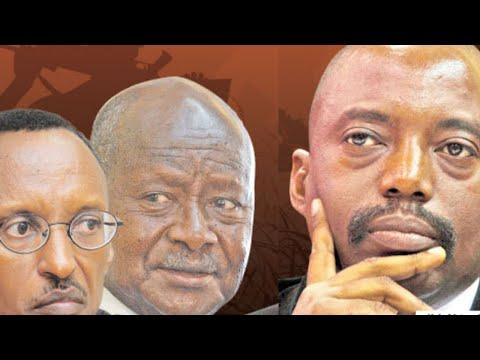 BWIINO ku musango Congo gw'evunaana Uganda
