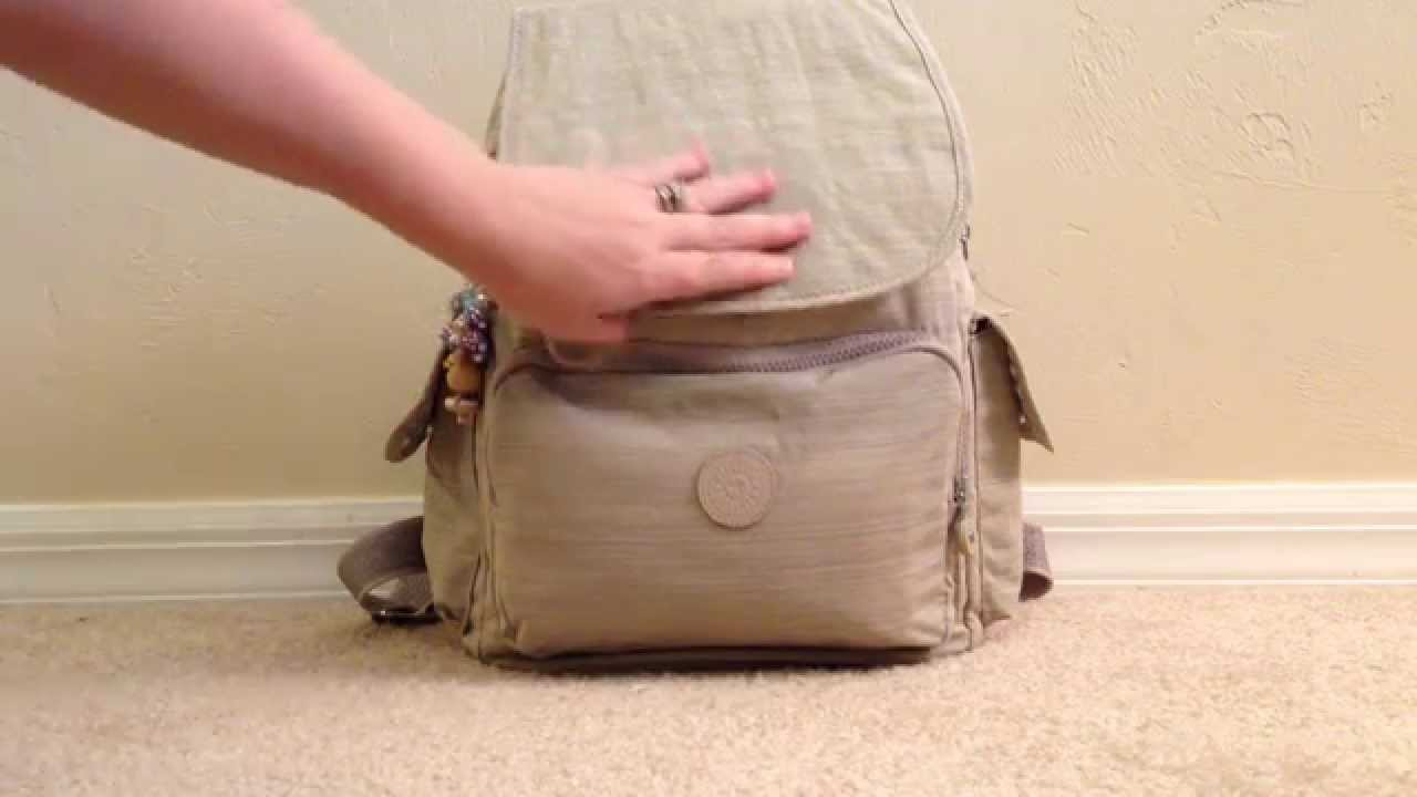 f501fd370a29 Kipling City Pack B Packing Video/Review....Team up with Kateschwanke!! -  YouTube