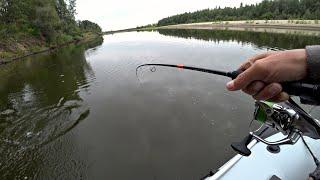 Думал зацеп за корягу, а это.....! Такой клёв МЕЧТА! Рыбалка осенью 2021.