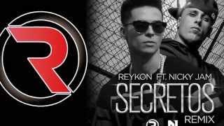 Secretos Remix - Reykon Ft Nicky Jam